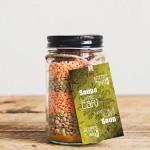 Curry lentil soup